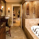 Fabulous Stone Shower