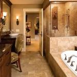 Fabulous Stone Shower