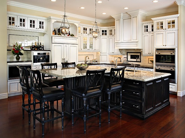 Great kitchen ideas cmeg construction for Great kitchen designs