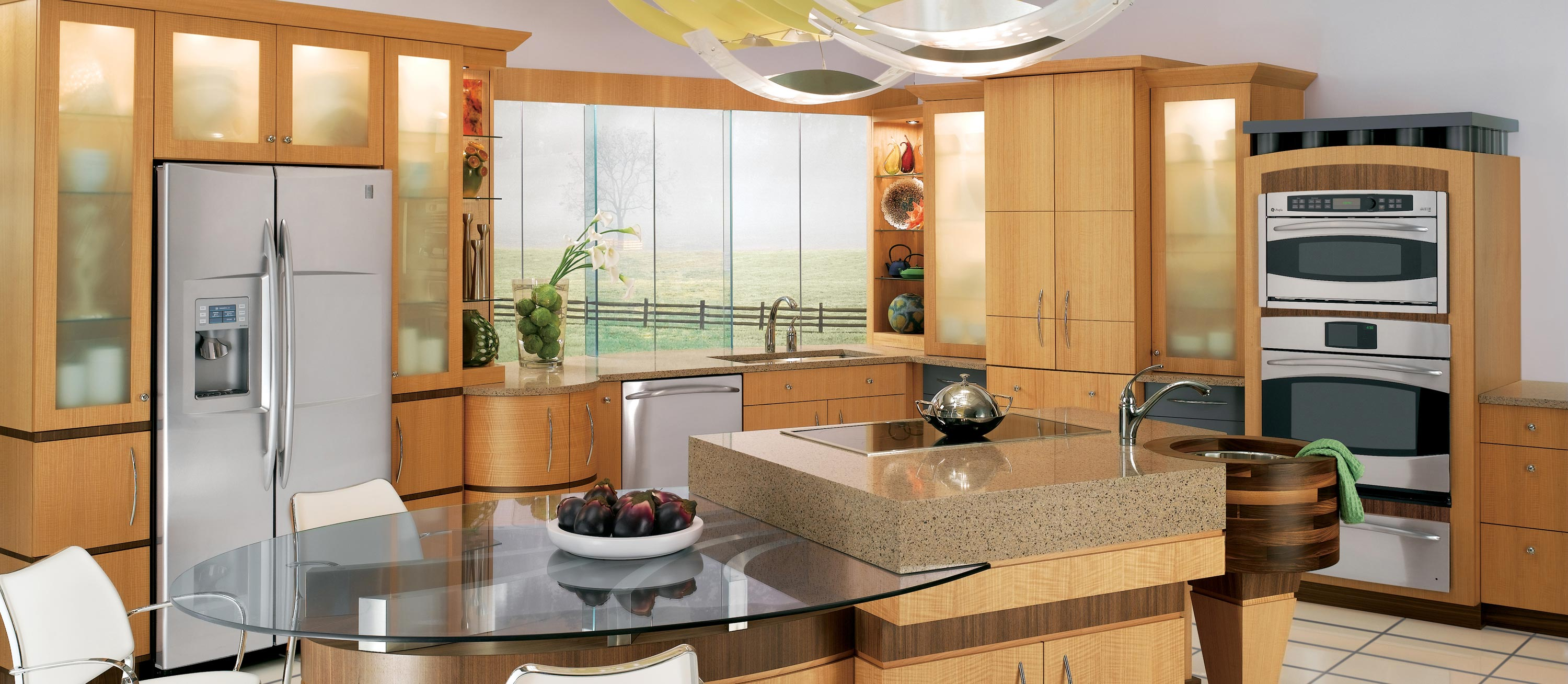Kitchen construction design and layout -  Designs For Kitchen Great Kitchen Ideas Cmeg Construction
